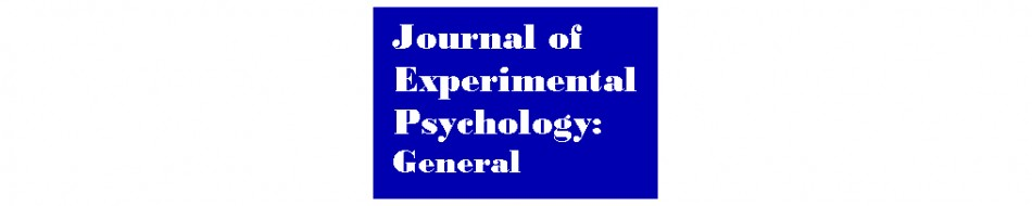 logo de la revista cientifica journal of experimental psychology sobre la psicologia del consumidor y el neuromarketing