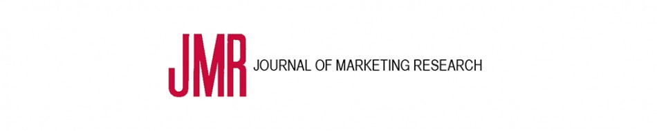 logo de la revista cientifica journal of marketing research de investigación en marketing