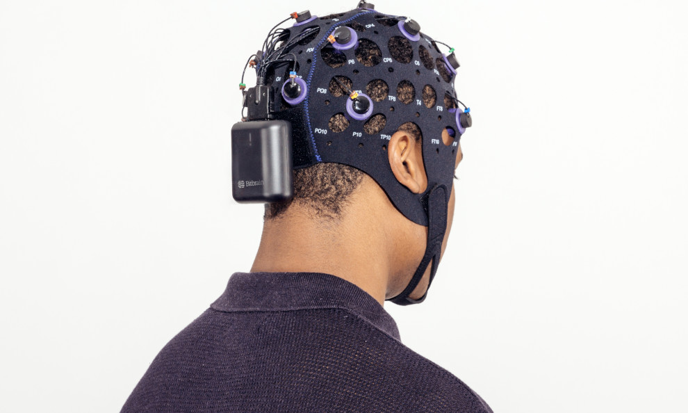 water based eeg cap